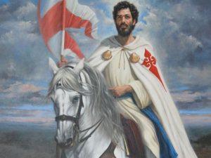 Santiago, y cierra España