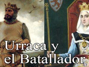 Urraca y El Batallador, una vida de película