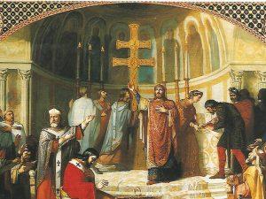 El reino de los Visigodos