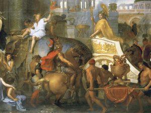 ¿Por qué conspiraron contra Alejandro Magno?