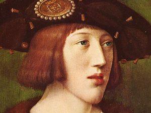 Carlos, rey del mundo
